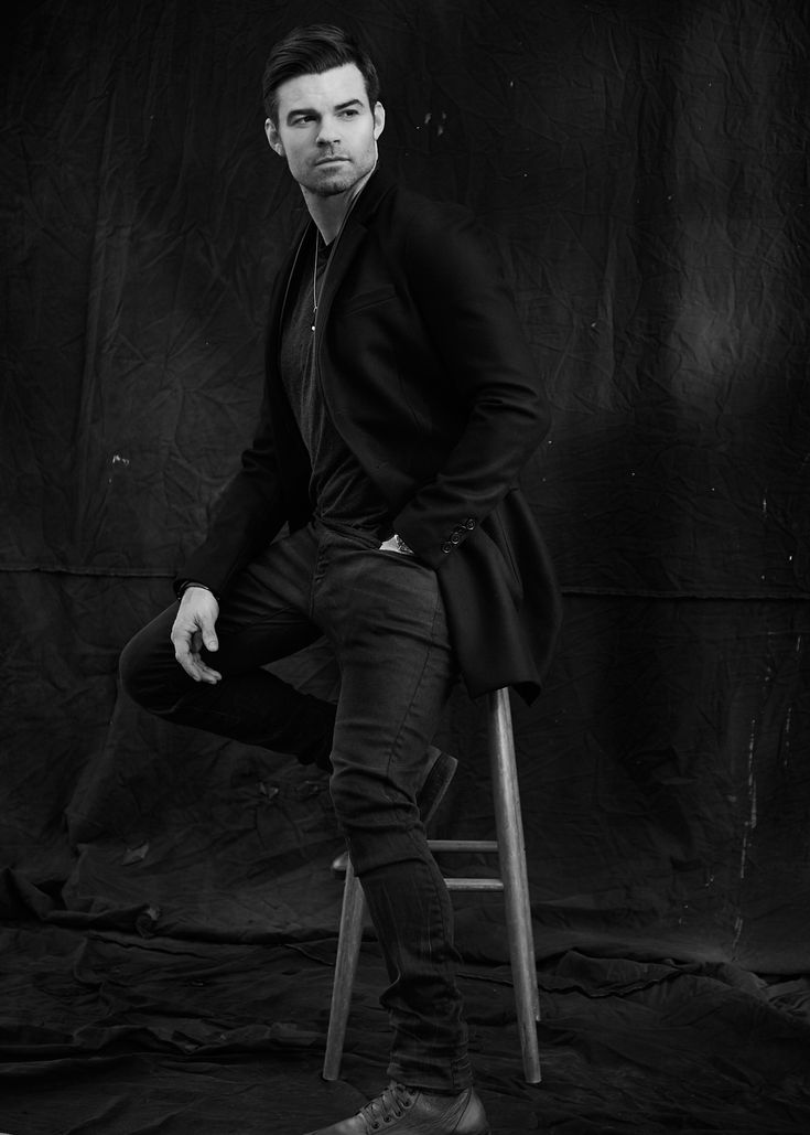 Daniel Gillies — Rogue Magazine