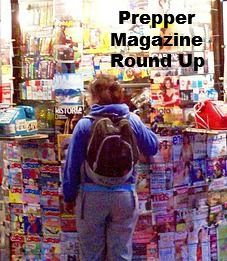 Great list of magazines for self-reliance and preparedness. Prepper Magazine Round Up | Survival Weekly