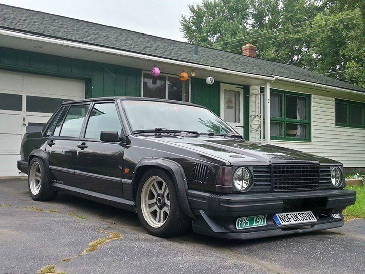 1988 Turbo'ed Volvo                                                                                                                                                                                 Plus