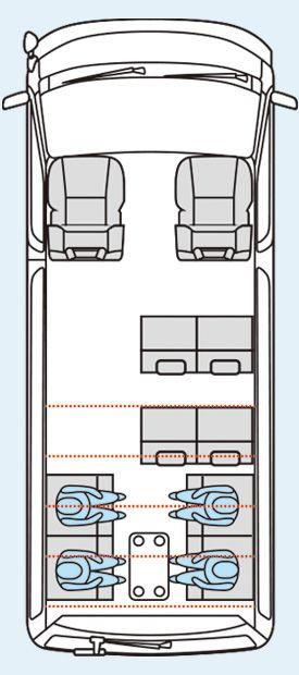 ハイエース用 FLEXオリジナルシート Ver.3、3.3 | 車探しなら中古車・新車サイトFLEX<フレックス>へ