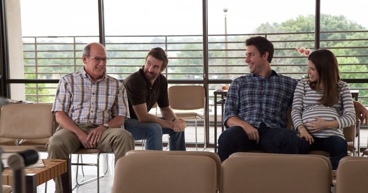 'The Hollars' Review: All-Star Cast Props Up Indie Grief Drama: John Krasinski, as actor and director, tackles the most clichéd genre in the movie business — the dysfunctional family dramedy. The big difference is he pulls it off with uncommon humor and compassion. The plot from screenwriter Jim Strouse (Grace Is Gone) spins this way: John Hollar (Krasinski), a graphic novelist living in Manhattan with his pregnant, pet-clothing designerThis article originally appeared on…