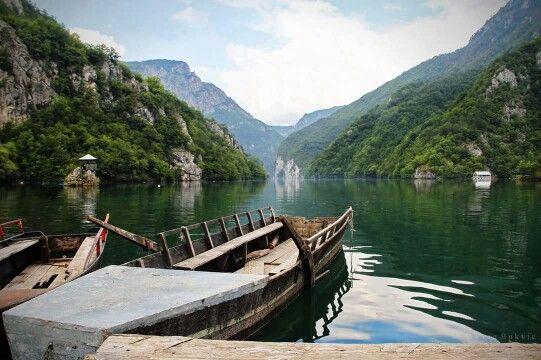 Kanjon reke Drine, Serbia by Vera Bukovic