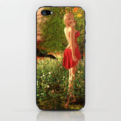 Summer iPhone & iPod Skin by Elvestidordelolita - $15.00
