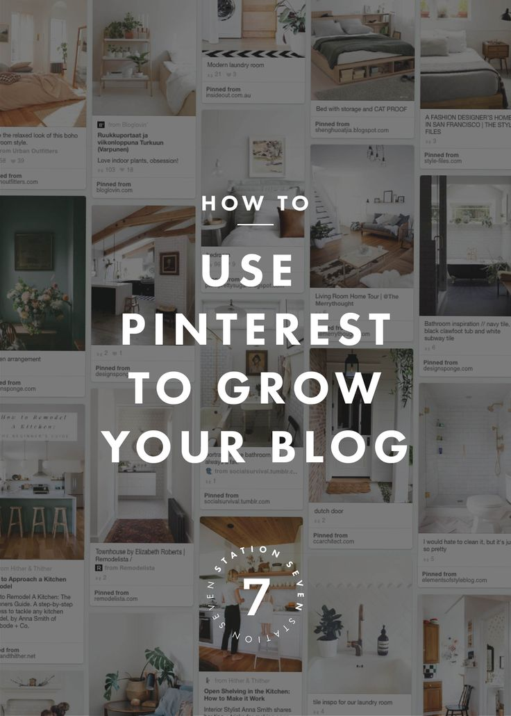 5 Ways to Use Pinterest to Grow Your Blog! Create a never-ending lifespan for your blog posts. Your blog will reach new audience's and reach your reader's better with Pins.
