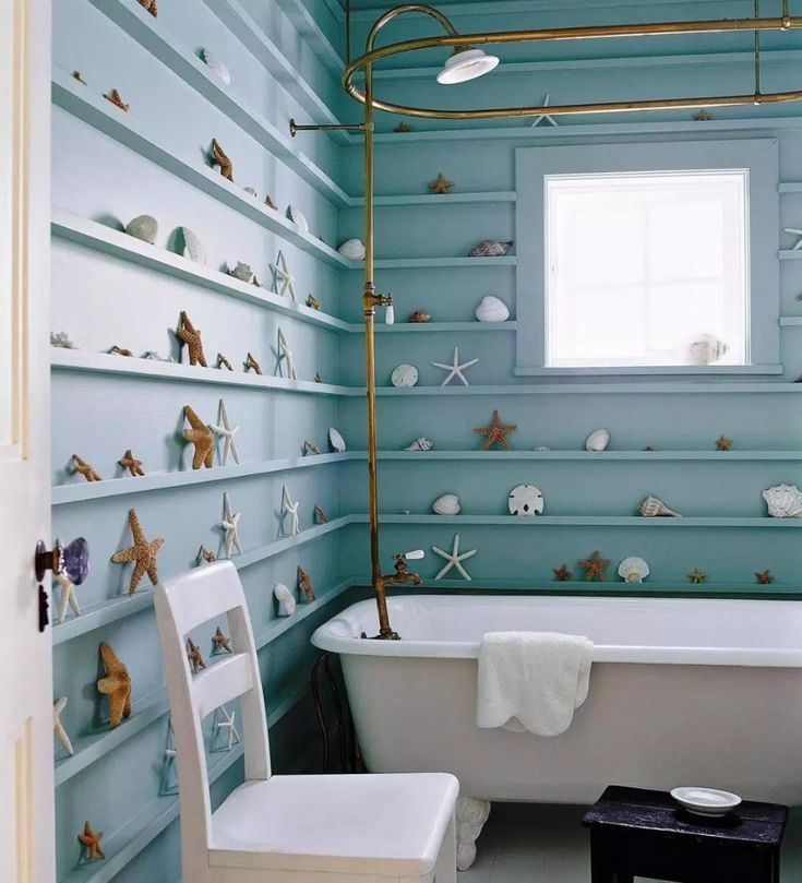 19+ Best Beach Bathroom Ideas & Accessories For 2019 – Bathroom DIY