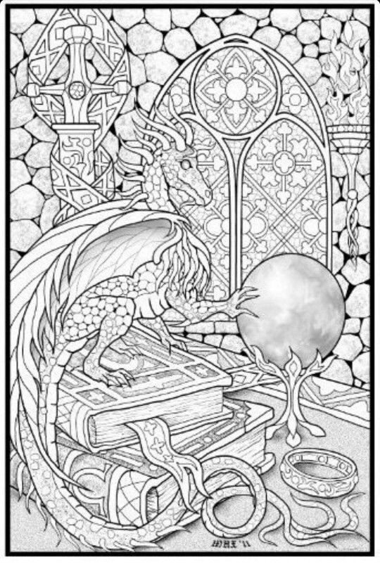 28 best coloring pages not just for kids images on Pinterest ...
