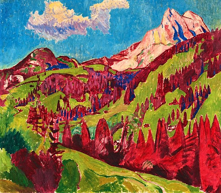 17 Best Images About Cuno Amiet On Pinterest Gardens
