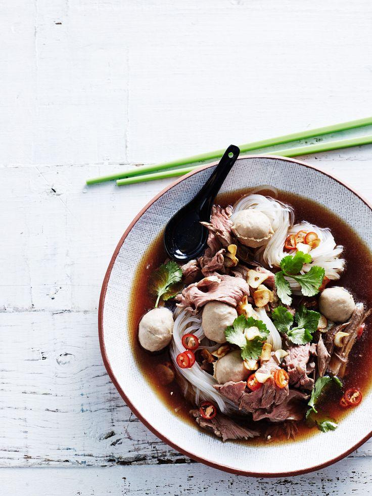 ... thai boat noodles ...