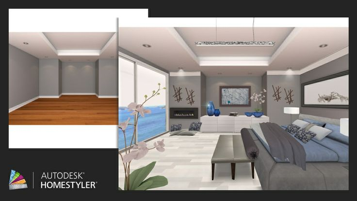 "Check out my #interiordesign ""Sea room"" from #Homestyler http://autode.sk/1hkNelM"