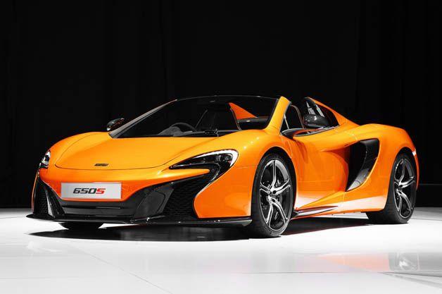 McLaren prices new 650S from $265,500 - Autoblog