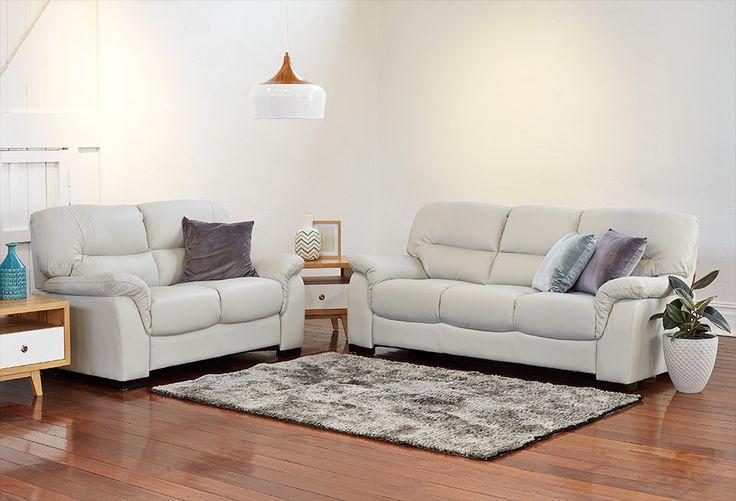 Sofas and Sofa Pairs : Dawson 3-2 Lounge Suite - 1033 Perth, Western Australia - Furniture Bazaar