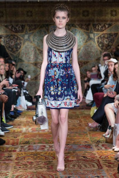Ethologie By Jasper Garvida Spring/Summer 2016 Ready-To-Wear show report | British Vogue with www.brixbailey.com