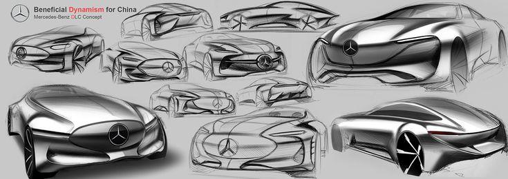 Mercedes-Benz DLC Concept on Behance