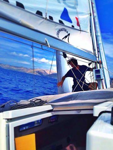 #vitorlázás #Adria #tanfolyam#oktatás / Ocean Sailing SE / oceansailing.meder.hu