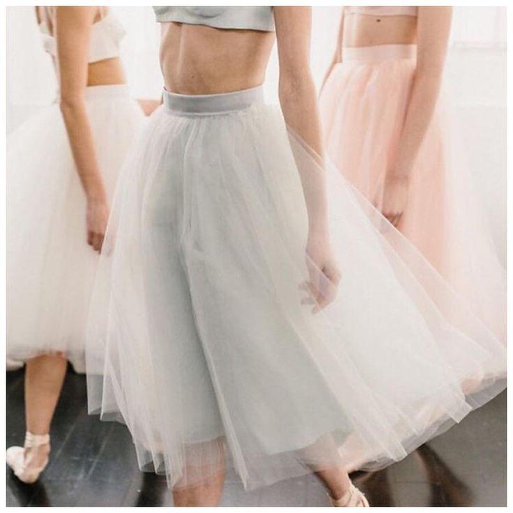"365 Likes, 5 Comments - LILY ⚪️ ɧɛąཞɬ ʂɧą℘ɛɖ (@lilyperfumedpearl) on Instagram: ""tulle skirts by Alexandra Grecco .... I have one in dusty bleu"""