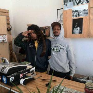 Square Cypher_ Ft Nik010Long Captured Live at Homegrwn in Maboneng, Johannesburg