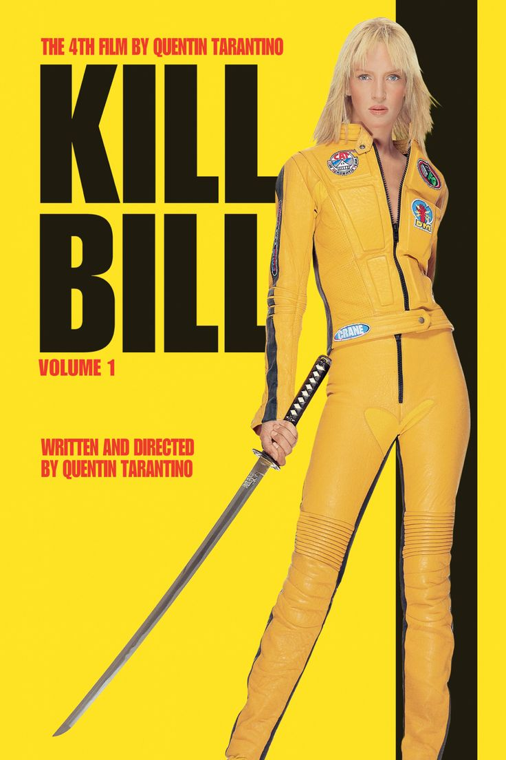 KILL BILL: The Bride wakes up after a long coma. The baby that she carried before entering the coma is gone. The only thing on her mind is to have revenge on the assassination team that betrayed her - a team she was once part of. GREAT TARANTINO MOVIES (1&2)! #cinema #movie