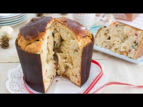 Vídeo-receta: Panettone fácil