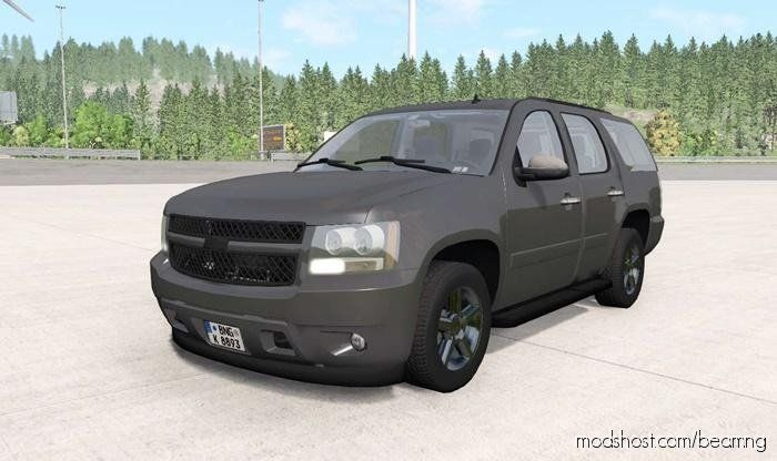 Download Chevrolet Tahoe Gmt900 2008 For Beamng In 2020 With