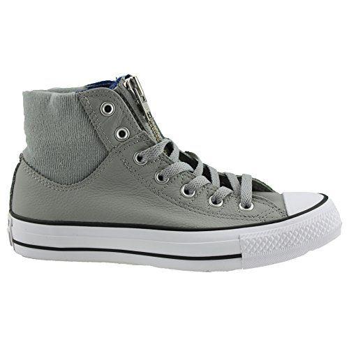 Converse Chuck Taylor All Star Translucent Rubber Hi Gummi Schuhe Sneaker Grau