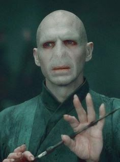 Lord Voldemort in Harry Potter #rebel #archetype #brandpersonality