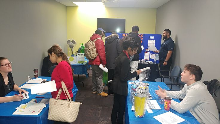 On March 14th, the staff at #TCET_Malton were very proud to present the Youth Job Link job fair. The event was a complete success, and we would greatly like to thank everyone who attended. This event was sponsored by our employer partner Tim Hortons, and featured a number of other employers including: UPS, Wendy's, Adecco, Indigo Parking, and Monardo's. If you are 15-29 and still looking for work, follow us here for upcoming information on our next youth job fair! #T_C_E_T #jobs #employment…