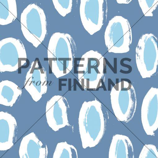 Täplä by Hanna Ruusulampi   #patternsfromagency #patternsfromfinland #pattern #patterndesign #surfacedesign #hannaruusulampi