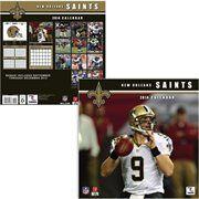New Orleans Saints 2014 Wall Calendar