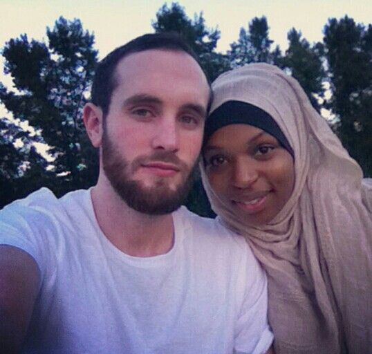 black woman dating a muslim man