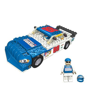 Take a look at this Number 88 National Guard Car Set by K'NEX on #zulily today!