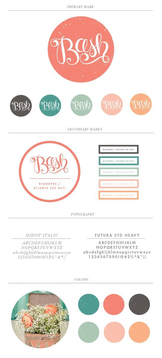 Create a branding 'cheat sheet' for your blog, with a style guide to work from.  Think logos, colours, fonts etc