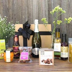 Celebration hamper Open