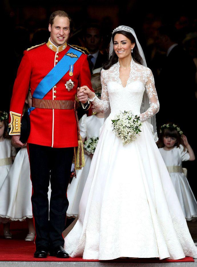 Most Expensive Celebrity Wedding Dresses