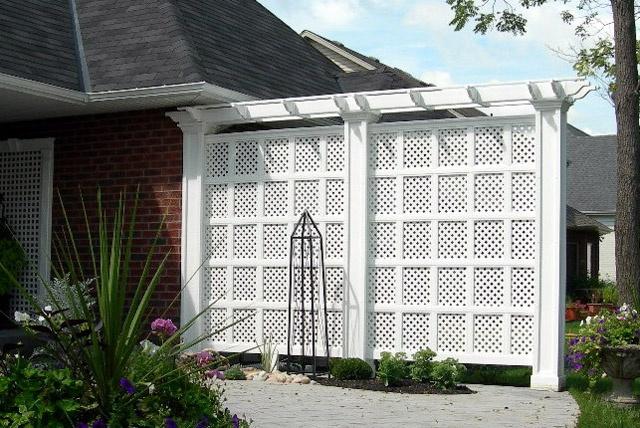 garden privacy screen - Bing Images