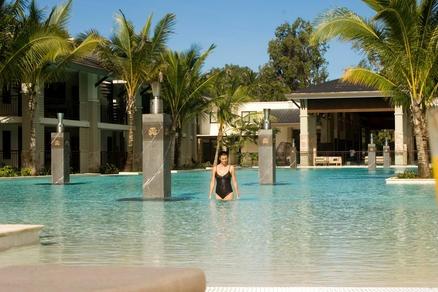 The Sea Temple Resort and Spa, Port Douglas in Queensland Australia