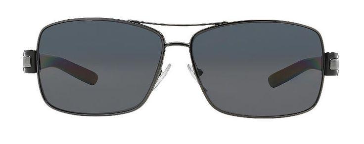 26 Sunglasses for Men and Women in Spring 2016 - Best Aviator & Wayfarer Designer Sunglasses. Grey. Prada.