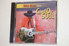 Cowboy Soul by Mike Mann (CD, Oct-2001, MANN-O-MANN! Music)