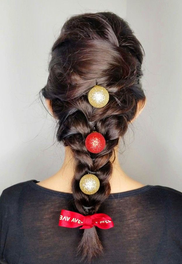 5 Hairstyles To Try For The Holidays Hair Styles Hair Hair Wrap