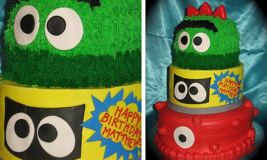 17 Best images about The boys favorite Show Yo Gabba Gabba ...
