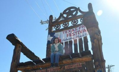 Want to Feel Like Edith Ann? Visit the World's Largest Cedar Rocking Chair in Lipan, Texas