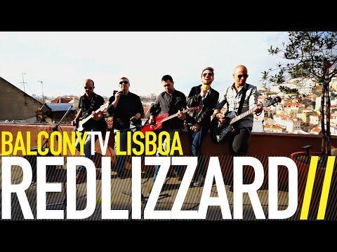 REDLIZZARD · REASON TO LIVE · Videos · BalconyTV