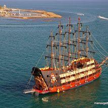 Side - Manavgat -Antalya . Davy Jones