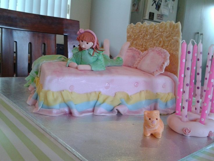 Millie's 8th birthday cake