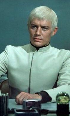 Commander Straker.