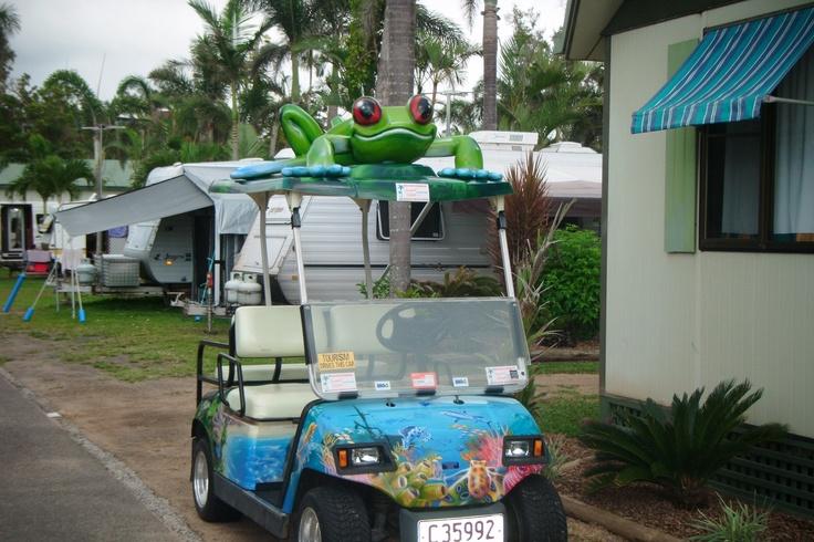 Mission Beach Motor Camp Australia
