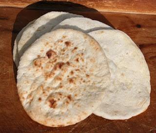 Greek Pita Bread   Recipes   Pinterest