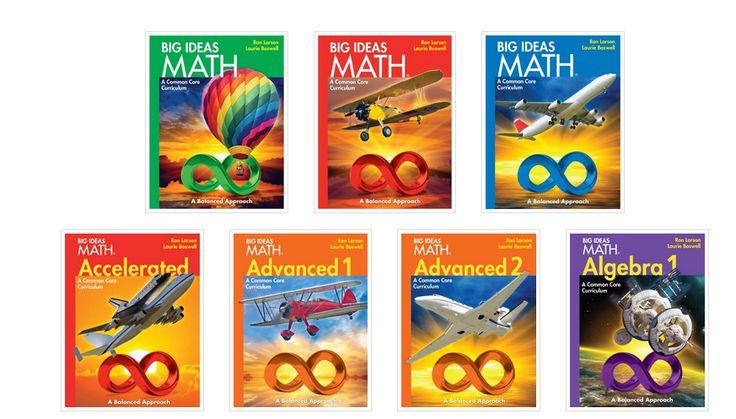 big ideas math algebra 2 california