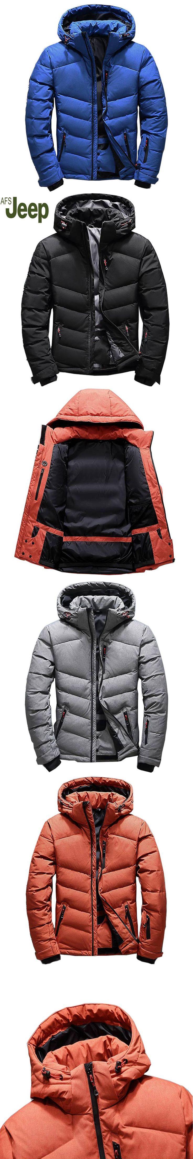 2018 The new Hot Men's  winter new Korean Slim padded Coat Jacket Men Parka Thickening Down Men Jacket M-3XL 4 colors  230