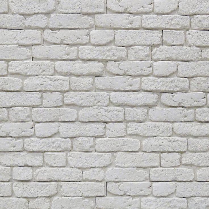 Dekoratyvinio akmens plytelės CITY BRICK, 52,6 x 13,7 cm, 0,43 m2