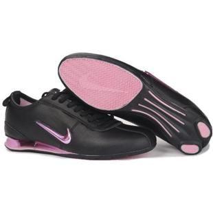 316316 011 Nike Shox Rivalry Black Pink J12010